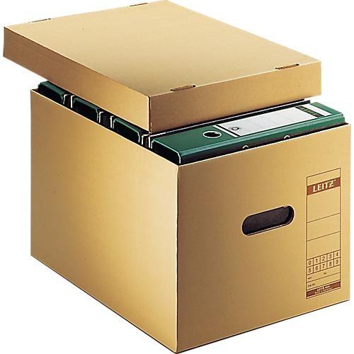 Archiv-Transportschachtel Leitz 6081, 10 Stück