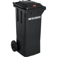 Mülltonne SSI Schäfer GMT, 80 l, mit Schwerkraftschloss