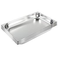 GN-Behälter-Set Scorpio ECO-LINE, GN 1/3 - T 100 mm