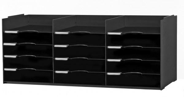 Sortierstation Paperflow Formularbox, DIN A4+