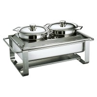 Suppenstation Spring CATERING, 2 x 4,5 l